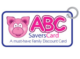 Logo for ABC Savers Card