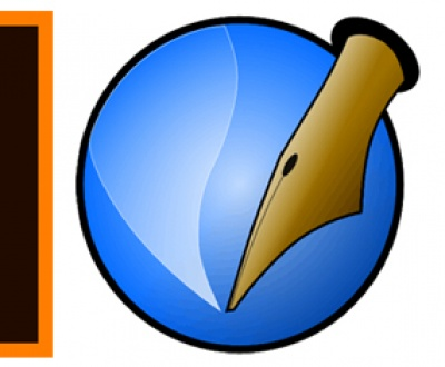 Five logos of different design software packages