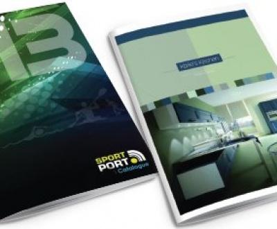 Catalogue design examples