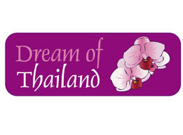 Logo for Dream of Thailand