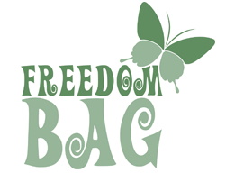 Logo for Freedom Bag