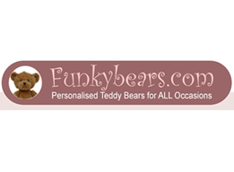Logo for Funkybears.com