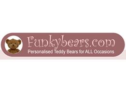 Logo for Funkybears.com