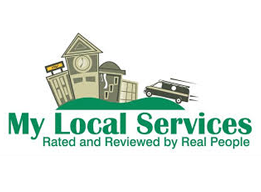 Logo for My Local Services