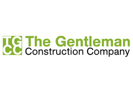 Logo for The Gentleman Construction Company
