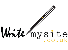 Logo for Write My Site
